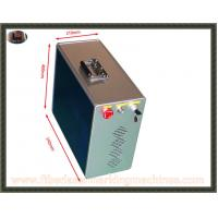 High Efficiency Small Laser Marking Equipment Low Power Consumption