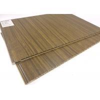 Buy cheap Eco-friendly Wood Grain Waterproof Wall Panels / PVC Ceiling Panels product