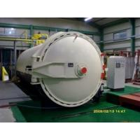 Buy cheap Auto Diameter 3m glass deep-processing laminating autoclave machinery for sale from wholesalers