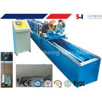 Buy cheap Shutter Edge Covering  Rolling Forming Machine With Track Cutting 5.5 KW 380V 50HZ from wholesalers