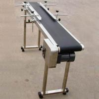 Buy cheap RAYMOND Transport carton case cij inkjet printers mobile conveyor belts 200mm width from wholesalers