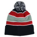Buy cheap 100% Merino Wool Knit Beanie Hats Customde Logo Plain Beanie Winter Cap from wholesalers