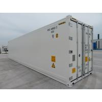 Buy cheap 40'RH Standard Refrigerated Shipping Container With Carrier PrimeLine One Machine from wholesalers