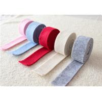 Buy cheap 43 Various Color Felt Fabric Crafts Wide 3cm Length 5m For Decoration from wholesalers