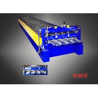 Buy cheap 45-200-1000 Cold Rolled Sheet Roofing Machine , Roofing Sheets Manufacturing Machine from wholesalers