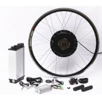 Buy cheap 48v 1000w Electric Bike Conversion Kit Flexible High Performance Space Saving from wholesalers
