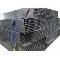 Buy cheap Black Annealing 20x20 Q195 Q345 Galvanized Square Tube from wholesalers