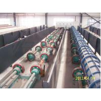 Prestressed Concrete Pole Steel Mould Centrifugal Spinning Machine Manufactures