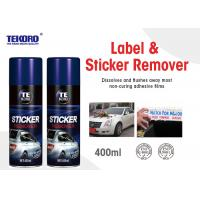 Wholesale Home And Auto Use Label & Sticker Remover For Metal / Glass / Vehicle Surfaces from china suppliers