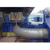 Buy cheap SS CS Steel Hot Pipe Bending Machine For Oil Pipelines And Profile Steel from wholesalers