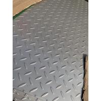 Buy cheap 304 Stainless Steel Checkered Plate , Floor , Skid Proof Plate , Tear Plate from wholesalers