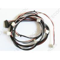 Custom Cable Harness For Coin Machine With PVC Wire UL1007 / SMP Conn Manufactures