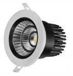 Lifud Driver Circular LED Ceiling Downlights, LED Recessed Downlights