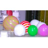 Baby toy ball ocean ball LDPE HDPE Blow Molding Machine fast injection Manufactures