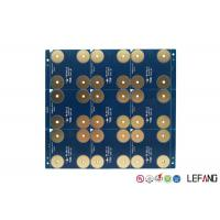 Wholesale FR - 4 Double Sided Printed Circuit Board , Prototype PCB Assembly 1 OZ Copper from china suppliers
