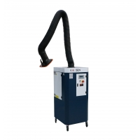 Wholesale 3m Suction Arm PP Hood 1500m3/H Mobile Fume Extractor from china suppliers