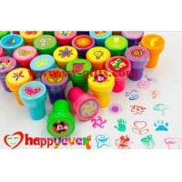 Buy cheap 36PCS Self-ink Stamps Kids Party Favors Event Supplies for Birthday Party Christmas Gift Toys Boy Girl Goody Bag Pinata from wholesalers