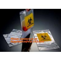 Buy cheap Document wallet, Clinical, Specimen bags, autoclavable bags, sacks, Cytotoxic Waste Bags from wholesalers