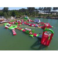 Buy cheap build a water park cheap inflatable water park inflatable commercial water park portable water park water games park from wholesalers