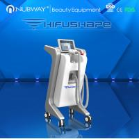 Buy cheap men body fat loss treatment hifu slimming beauty machine from wholesalers