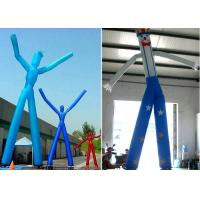 Buy cheap Custom Height Inflatable Dancing Man , High Precision Stitching Dancing Tube Man from wholesalers