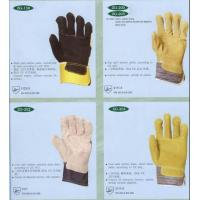 Wholesale Leather Safety Glove from china suppliers