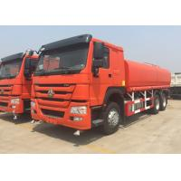 Wholesale Internal Anti - Corrosion Construction Water Transport Trucks 18-25CBM from china suppliers