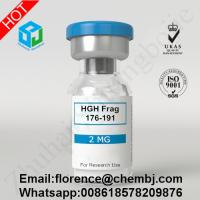 Buy cheap Injectable HGH Fragment 176-191 Growth Hormone Peptides from wholesalers