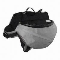 Buy cheap Dog backpack, large storage pockets and extra strong nylon durability product