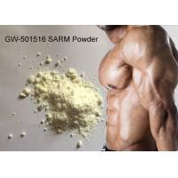 Buy cheap GW 501516 Weight Loss Steroids , Pure Sarms Powder Cardarine CAS 317318-70-0 from wholesalers