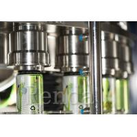 CE Approval Glass Beer / Can Beer Bottle Filler Machine Stainless Steel Material