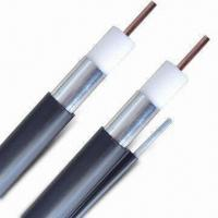 Wholesale Coaxial/Trunk Cable with Diameter of 14.22mm and 0.76mm Thickness, Suitable for CATV from china suppliers
