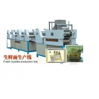 China Fresh Noodle Production Line / Food Processing Machinery Manufacturer on sale