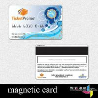 Buy cheap Microchip Cards Contactless Smart Card With Magnetic Stripe from wholesalers
