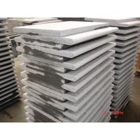 Buy cheap Chinese G654 Bullnose flamed Granite Tiles from wholesalers