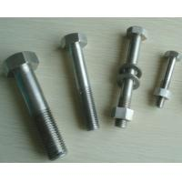 Buy cheap Din 933 a2 bolt from wholesalers