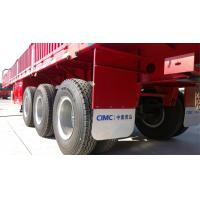 Buy cheap Waterproof Transporting Cargo Container Trailer Tri - Axles Dropside from wholesalers