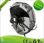 Buy cheap Sheet Steel Ventilation Ec Axial Exhaust Fan , Industrial Blower Fans High Volume from wholesalers