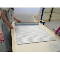 Buy cheap Automatic Aluminum Industrial High Speed Sheet Fast Acting Sliding Sectional Door from wholesalers