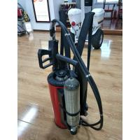 Wholesale 9L Water Mist Fire Extinguisher Fire Fighting Equipment QXWB9 24 L/Min Flow Rate from china suppliers