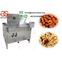 Buy cheap Continuous Peanut Frying Machine Fully Automaic/Electric Heating Groundnut Frying Machine For Commercial Use from wholesalers