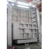 Buy cheap Industrial Heat Treatment Car Bottom Furnace Large Scale For Annealing / Normalizing from wholesalers