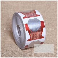 Buy cheap Paper Gel Nail Form Fish Shape Private Label Nail Extension Holder from wholesalers