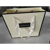 Wholesale Colorful Paper Bags Printed With Logo / Luxury Printed Paper Gift Bags from china suppliers