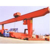 Buy cheap Yt certified L type electric hosit single girder overhead crane for sale from wholesalers