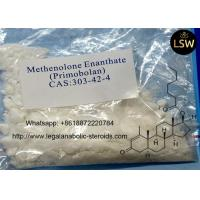 Buy cheap Healthy White Legal Anabolic Steroids Methenolone Powder Enanthate For Bodybuilding from wholesalers