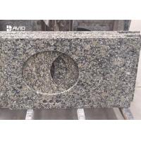 Buy cheap Pre Cut Granite Natural Stone Countertops,Granite Bath Vanity Tops Easy Clean from wholesalers