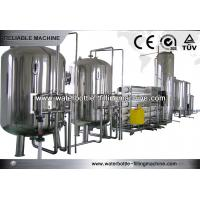 Buy cheap Automatic Water Treatment Systems Osmosis Purifying Water Purifier Machine from wholesalers