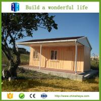 Wholesale 2017 best selling outdoor modern steel structure prefab container house from china suppliers
