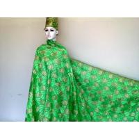 Buy cheap Deep Green Swiss Cotton Lace For Wedding Gowns / Skirts from wholesalers